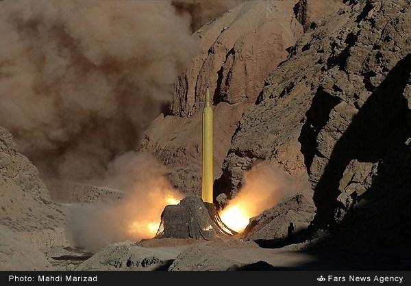 Resultado de imagen de Comandante iraní: Podemos construir cualquier tipo de misiles