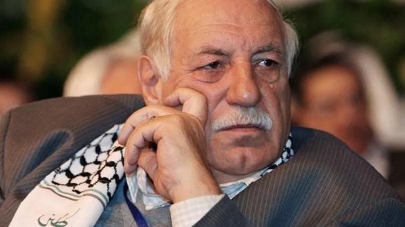 Ahmad Dżibril (Źródło: English.alarabiya.net)